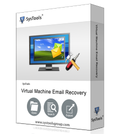 VHD Email recovery software